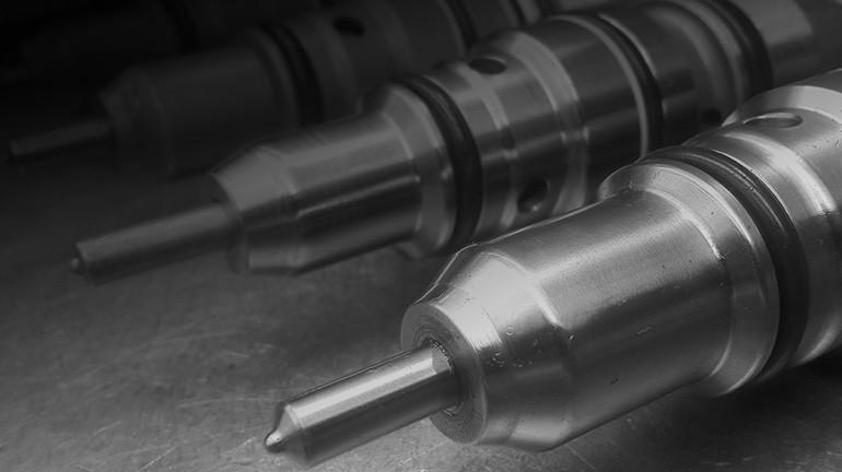 inyectores de diesel