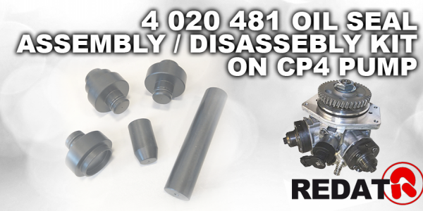 Oil seal assembly / disassebly kit on CP4 Pump!
