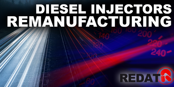 Diesel Injectors remanufacturing