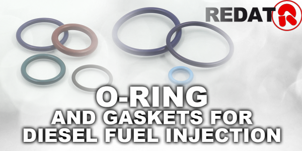 O-RING and Gaskets for Diesel fuel injection