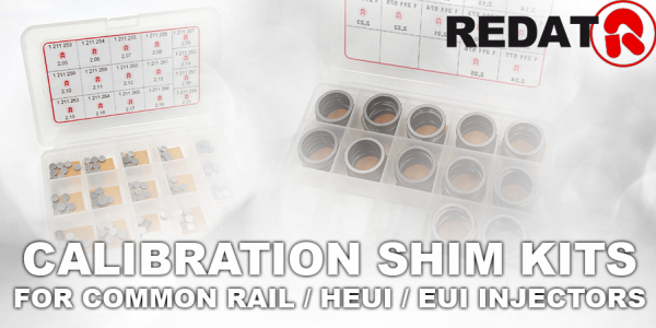 COMMON RAIL / HEUI / EUI DIESEL INJECTOR CALIBRATION