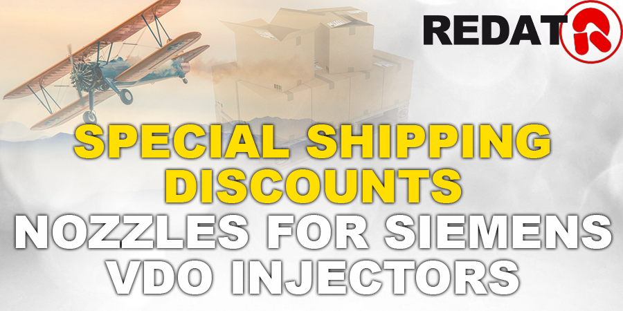 SPECIAL SHIPPING DISCOUNTS: NOZZLES FOR SIEMENS VDO INJECTORS